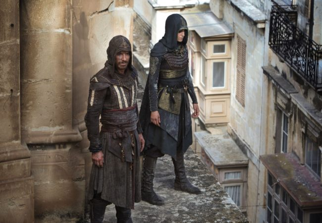 Michael Fassbender Assassin's Creed Film