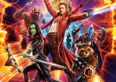 Guardians of the Galaxy Vol. 2 Chris Pratt James Gunn Marvel
