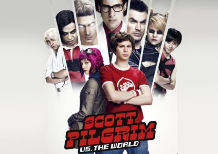 Scott Pilgrim vs the World michael cera mary elizabeth winstead games cult classic