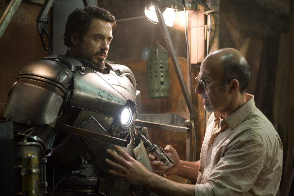 """Iron Man """"the best film ever made"""""""