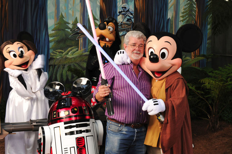 Has the magic of Star Wars worn off? Mickey Mouse couldn't care less -  CineWipe